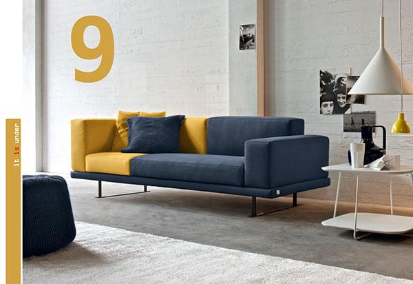 Doimo salotti rivoluziona il sistema di vendita del divano for Divani componibili prezzi