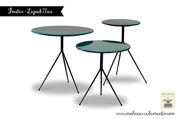Baxter-Liquid-Tris-tavolini da caffè