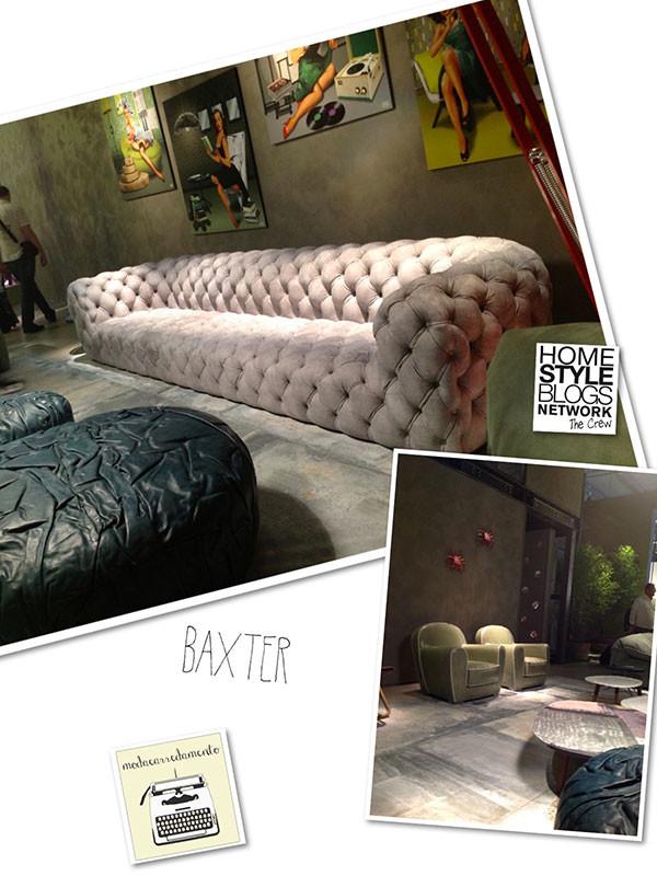 HomeStyleBlogs ai Saloni 2014 - Baxter