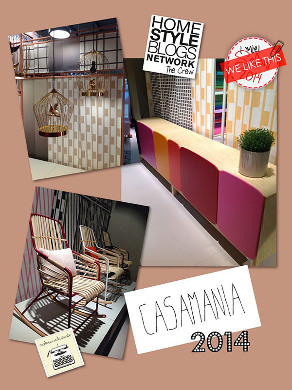HomeStyleBlogs ai Saloni 2014 - Casamania