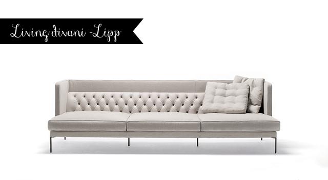 divani più belli saloni 2014 Living Divani - Lipp