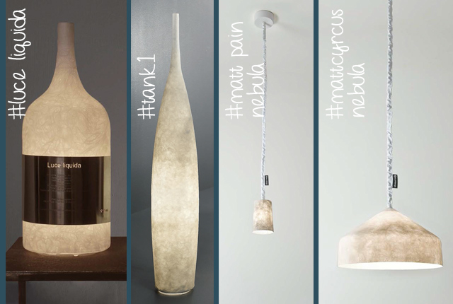 Lampadario Tante Lampadine: Lampade da soffitto design tema a hemma lampada.