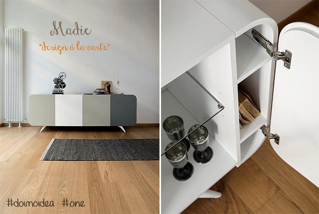 Madie design a confronto stili e materiali delle novit 2014 for Madie di design