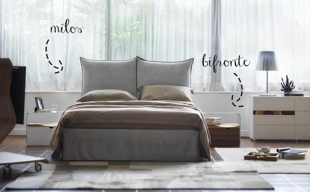 Letti di design scontati per esposizione design casa for Spazio arredamenti caltagirone