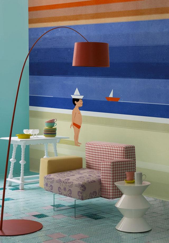 design al mare arredare una casa al mare piccola