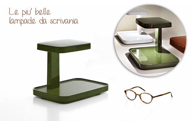 Come scegliere la lampada da scrivania giusta - Lampade da scrivania design ...