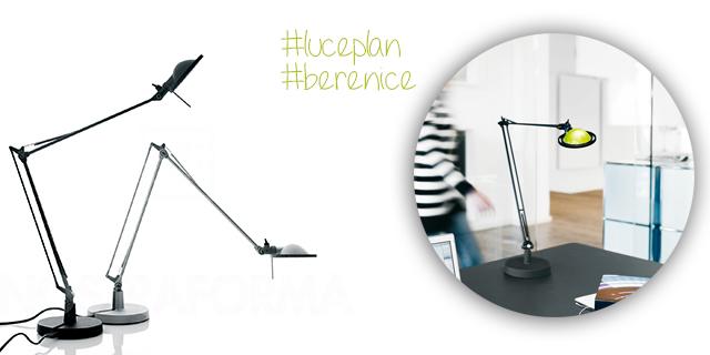 Lampada da scrivania design - Berenice luceplan