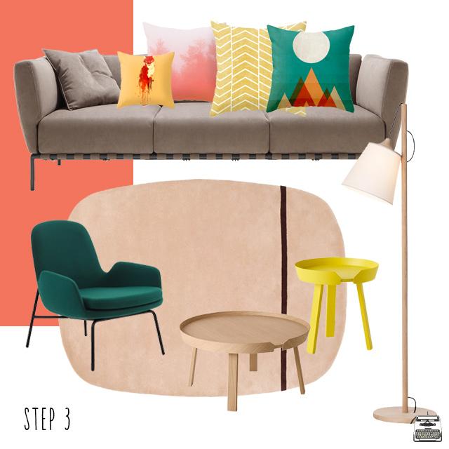 rinnovare il salotto step 3 - Immagine del post
