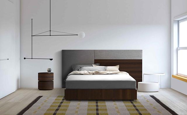 Ispirazione zona notte 1 scegliere il letto - Camera da letto pianca ...
