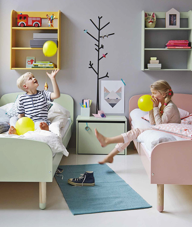 immagine mobili bambini cameretta