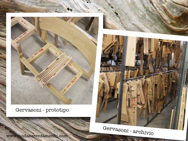 Very wood Gervasoni Prototipo