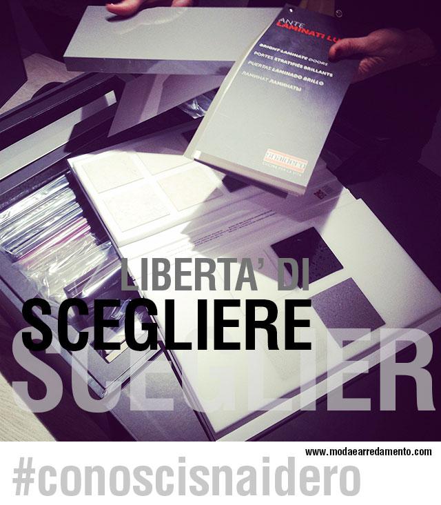 #conoscisnaidero e la libertà di scegliere.