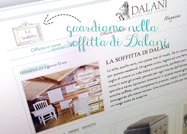 La soffita di Dalani - immagine web page.
