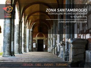 Immagine presentazione FuoriSalone Zona SantAmbrogio