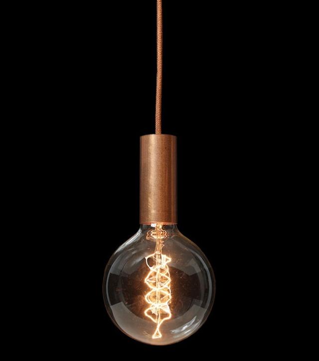 Nud collection - lampada Acqua colore rame.