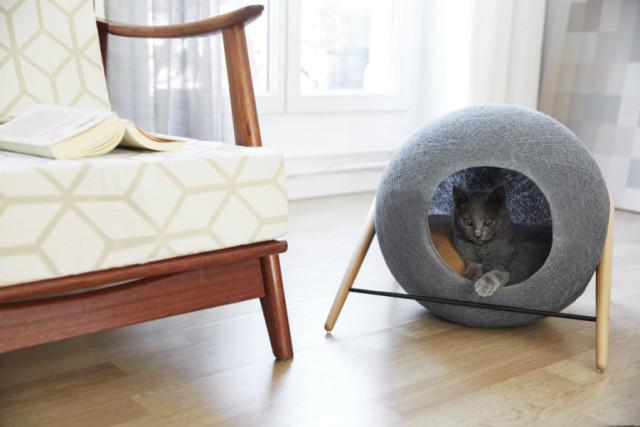 Meyou cucce design per gatto.