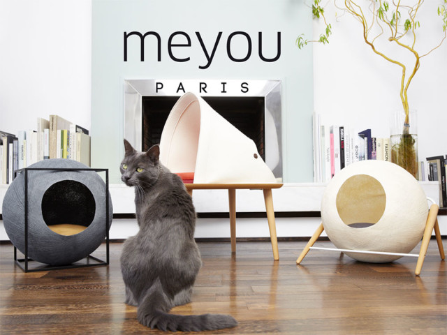Meyou paris modelli cuccie per gatti.
