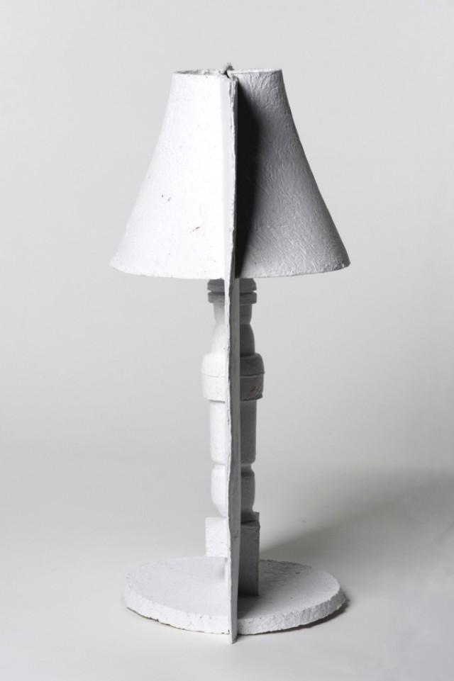 Packaging lamp paper.