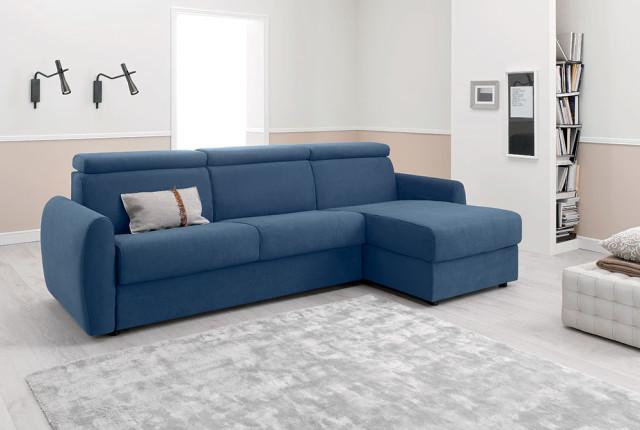 Soluzioni night and day i divani letto matrimoniali - Dormire sul divano ...