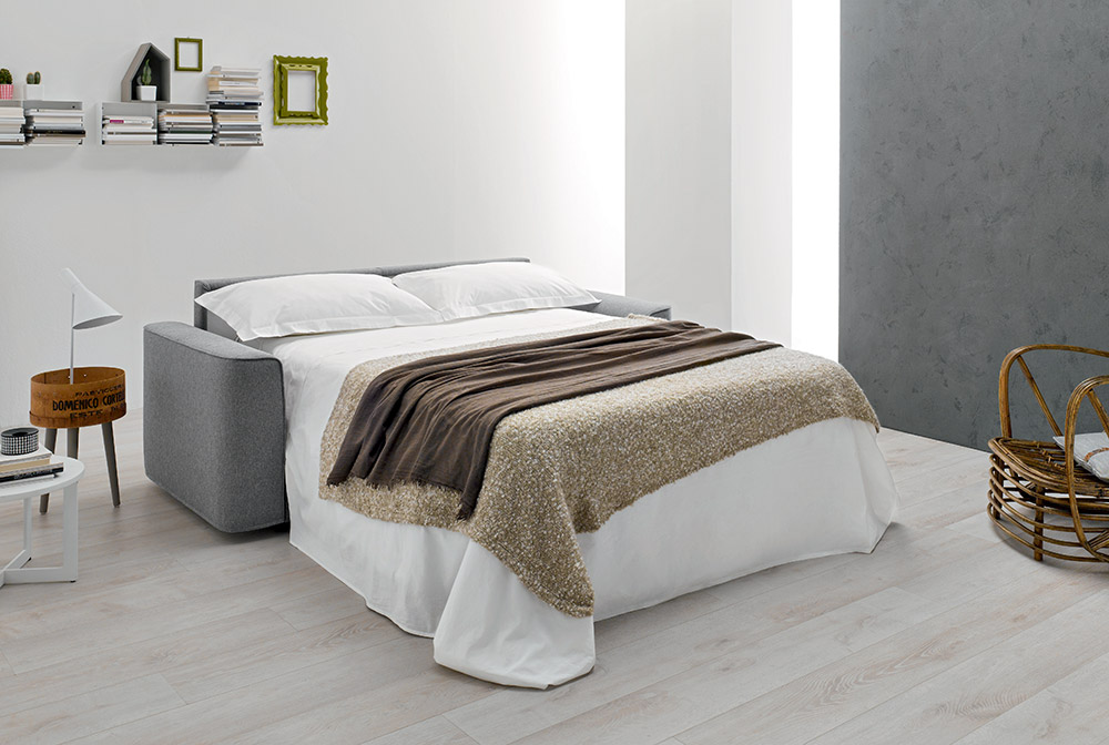 Soluzioni salotti piccoli design casa creativa e mobili - Il miglior divano letto ...