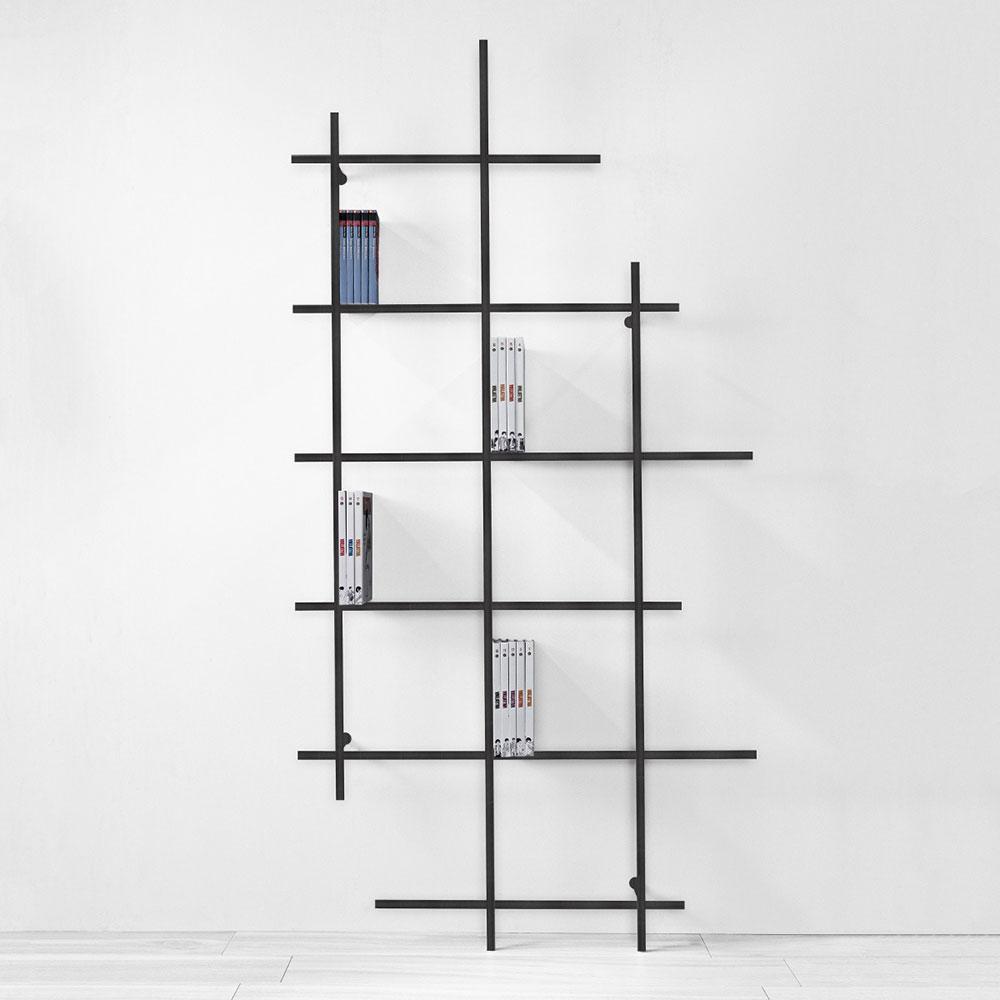 Librerie da appendere a parete idee e soluzioni efficaci for Librerie di design a parete