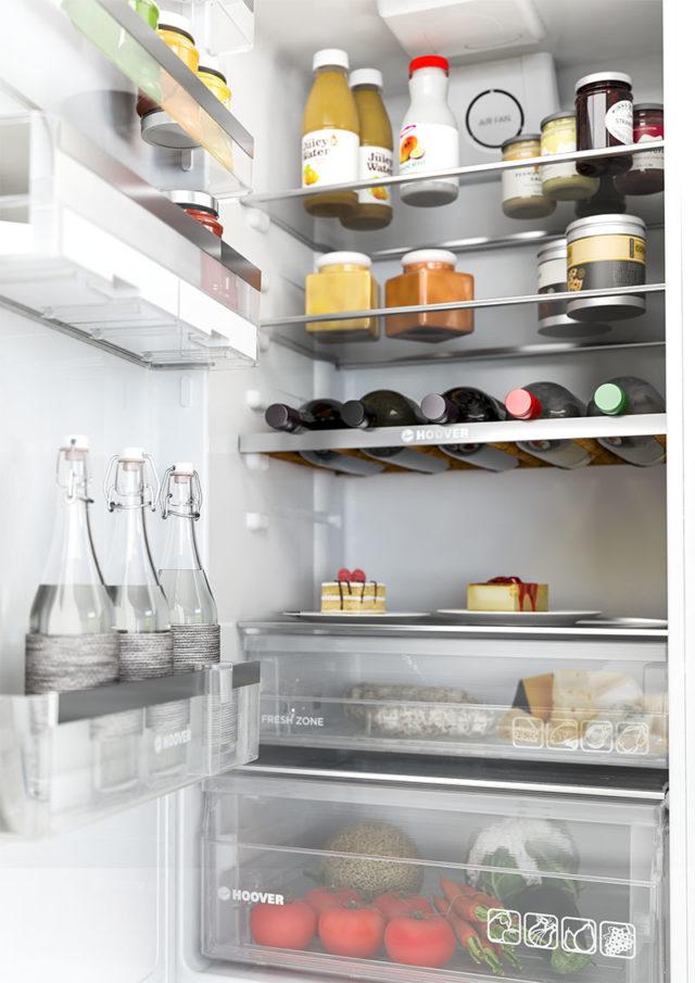 Hoover frigorifero Dynamic