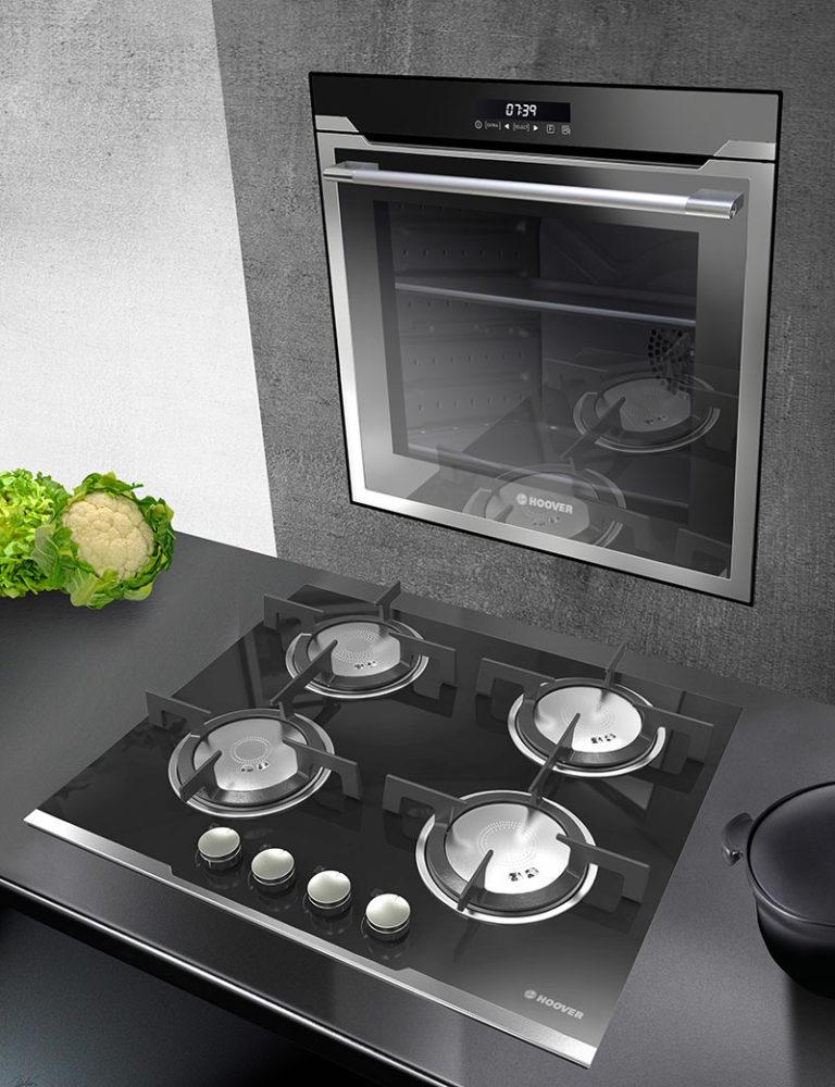 Hoover elettrodomestici e il perfetto social dinner - Piano cottura e forno ...