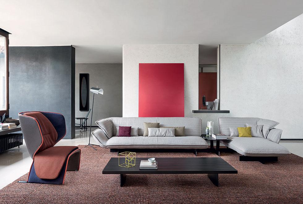 Tendenza divani 2016 6 modelli che fanno stile for Modelli divani