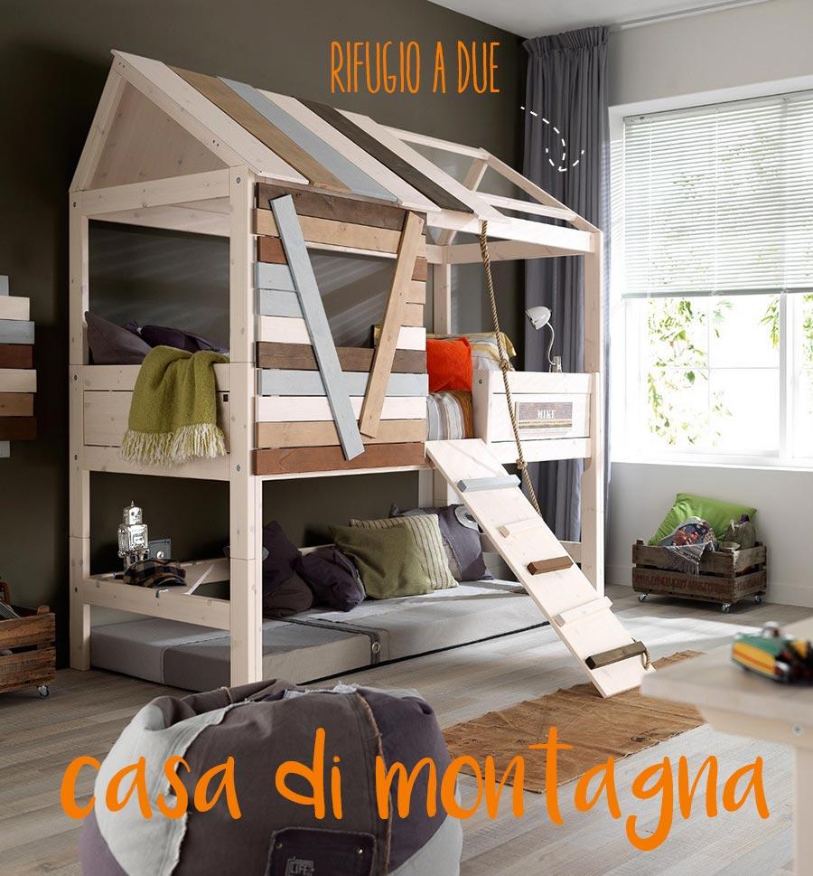 Case per le vacanze soluzioni salva spazio - Segreti per profumare la casa ...
