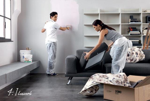 Under divani doimo personalizzabili.