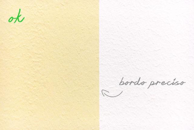 Tecniche di decorazione casa: come fare bene la pittura bicolore o le righe.