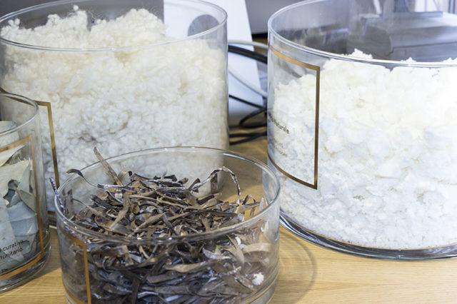 Materiali naturale che si trovano all'interno dei materassi COCO-MAT.