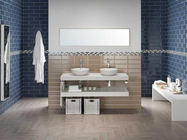 Come scegliere le piastrelle diamantate in bagno e cucina - Iperceramica rivestimenti bagno ...