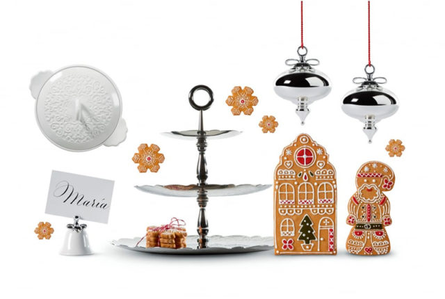 Regali di Natale di design : Alessi e la collezione Dressed for XMAS.