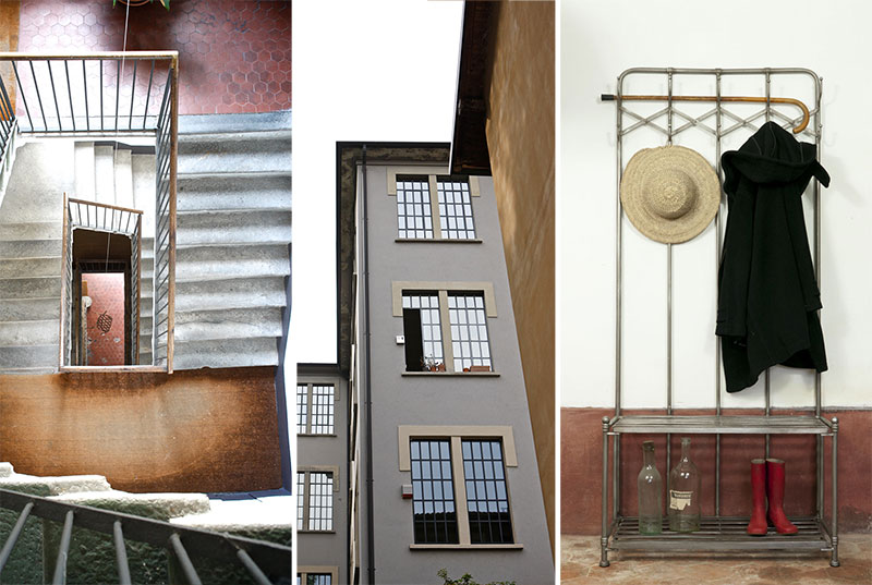 Arredamento stile industriale minimal ma con eleganza for Arredamento industriale