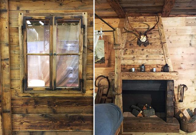 Arredare in montagna con il legno ispirazioni dal for Casa in stile baita