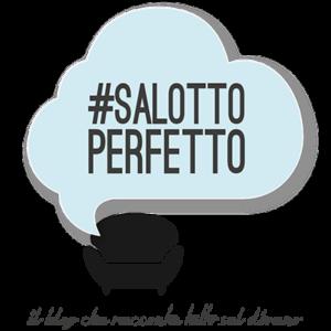 Logo ufficiale blog di interiors, living e divani - Salotto Perfetto.