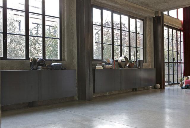 Arredamento stile industriale minimal ma con eleganza for Arredamento industrial chic