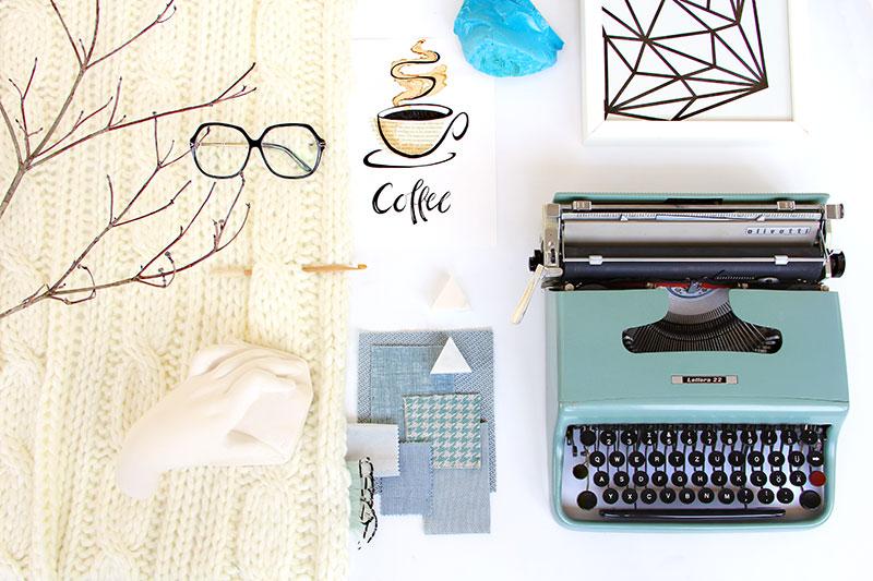 Scorci di moodboard per raccontare il mio blog di stile e for Blog di design