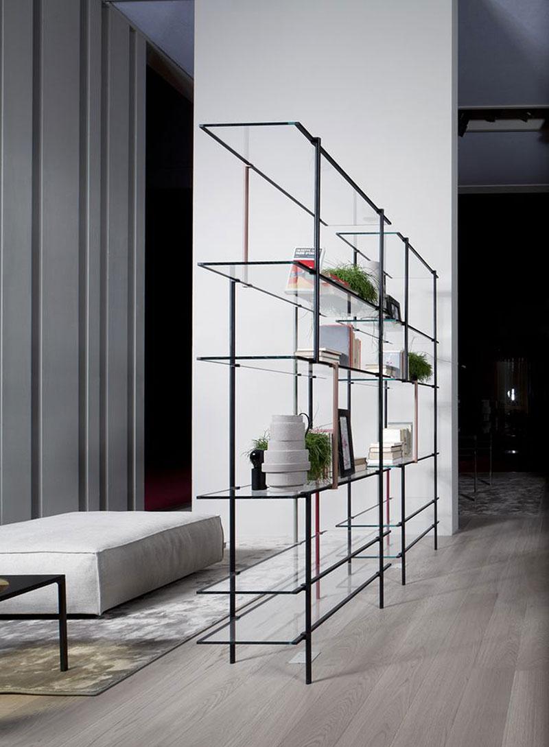 Vetrine per custodire collezioni - Drizzle Gallotti e Radice design Luca Nichetto.