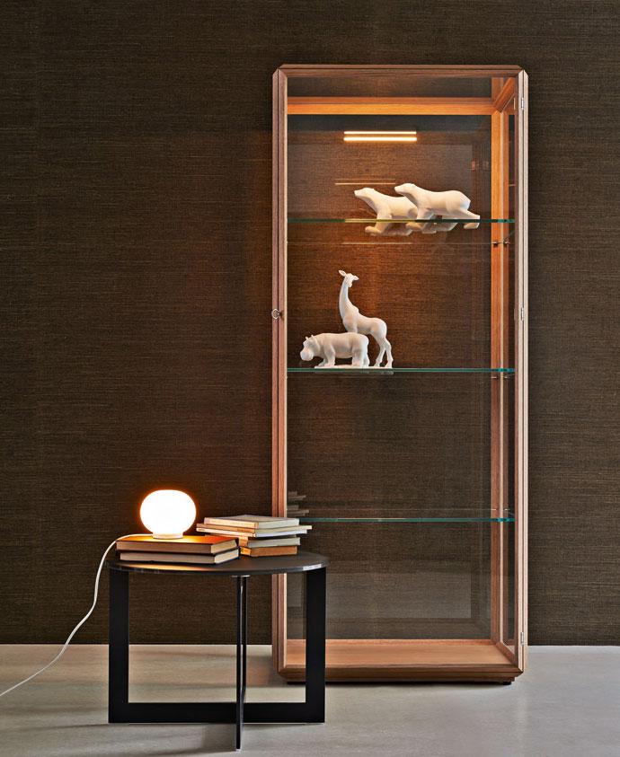 Dove custodire le collezioni vetrine co modaearredamento for Vetrinetta moderna