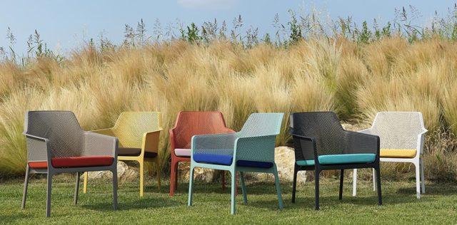 outdoor Nardi poltroncine Net Relax