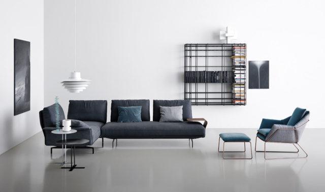 Avant Apres è il nuovo divano firmato Saba Salotti.