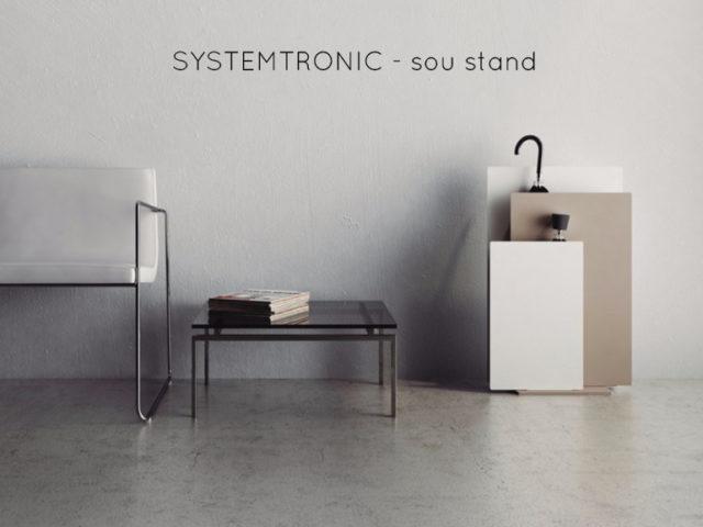 Portaombrelli di design - Systemtronic Soustand