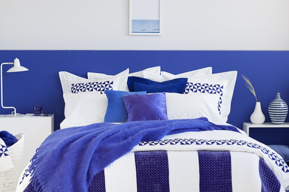 Lenzuona per la camera da letto di Zara Home