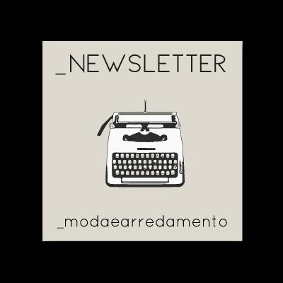 iscrizione alla newsletter modaearredamento