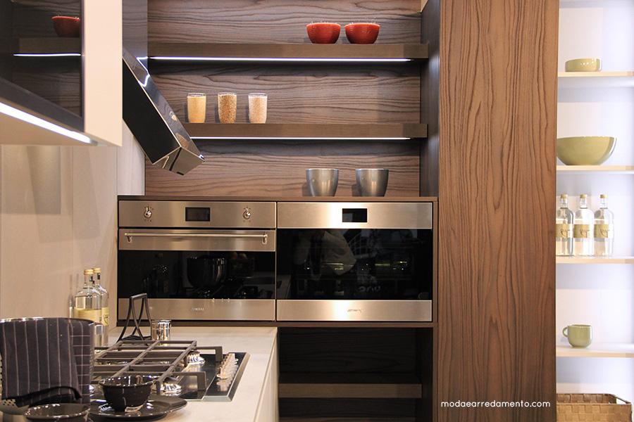 Doimo cucine- speciale report da Casa Moderna 2017 Cucina STYLE dettaglio