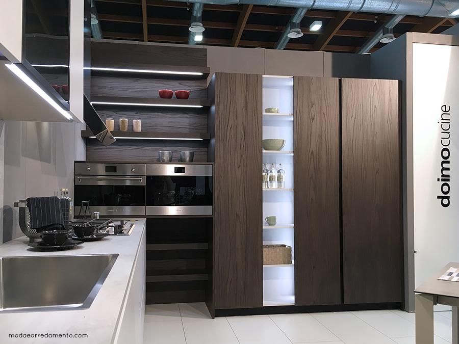 Doimo cucine- speciale report da Casa Moderna 2017 Cucina STYLE