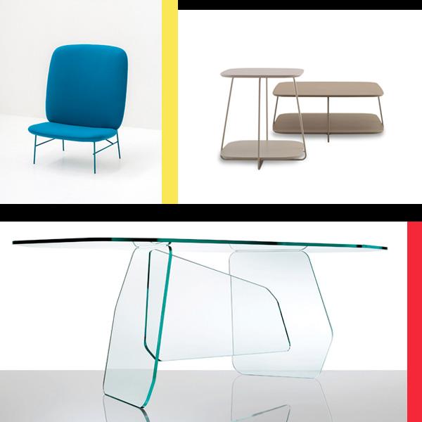 Arredamento tendenze nascenti del design 2014.