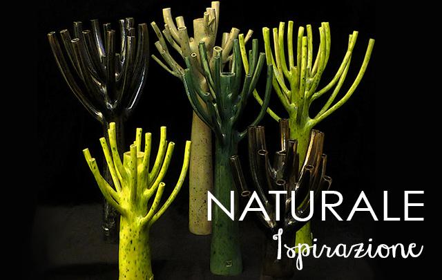 Vasi dalla naturale ispirazione al design!